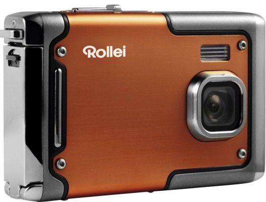 ROLLEI Sportsline 85 e1471172356520 Rollei Sportsline 85   8 Megapixel Digitalkamera mit 1080p FullHD Video für 44€ (statt 58€)