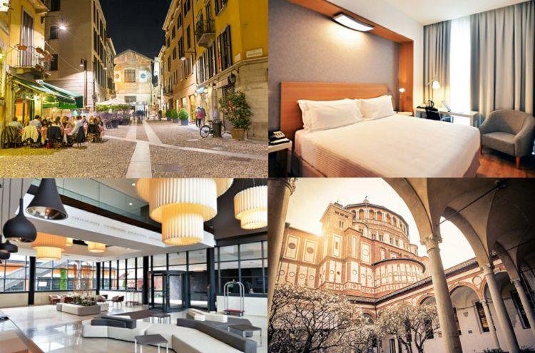 RYHHIKZA 2 3 Nächte im 4* Hotel in Mailand + Flug ab 139€ p.P.