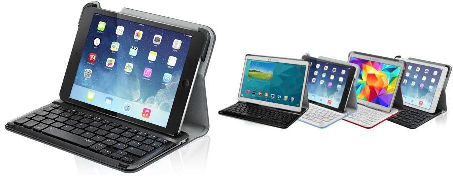 Rapoo TK910   Keyboard Case für iPad Air 1 und 2 u.a. für je 9,99€