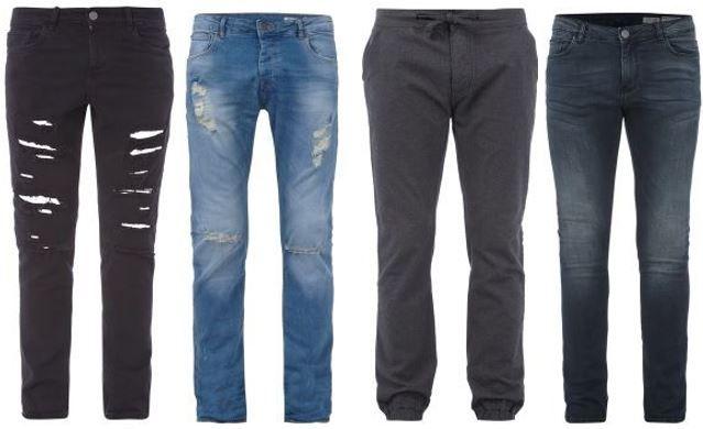 Review   Herren Hosen, Jeans und Jogginghosen für je 24,95€