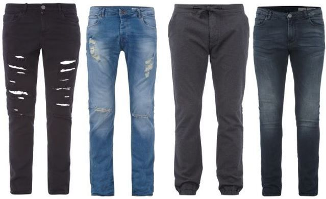 Review Herren Jeans Review   Herren Hosen, Jeans und Jogginghosen für je 24,95€