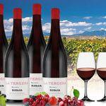 La Tercera Rioja Reserva D.O.C. 2010 (93PP) 4 Flaschen + 2 Spiegelau Rotwein Gläser für 44,90€
