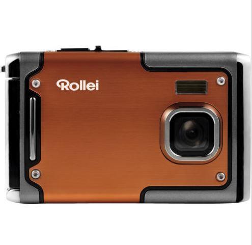 Rollei Sportsline 85   8 Megapixel Digitalkamera mit 1080p FullHD Video für 39€ (statt 49€)