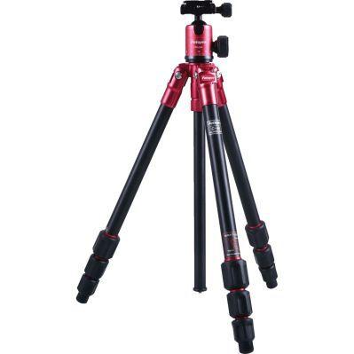 Rollei C4i + FPH 53P Rollei C4i + FPH 53P Kamerastativ inkl. Kugelkopf und Tasche für nur 59€ (statt 85€)