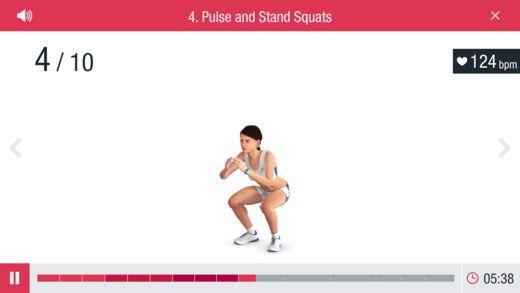 Runtastic Leg Trainer Vollversion (Android, iOS) kostenlos
