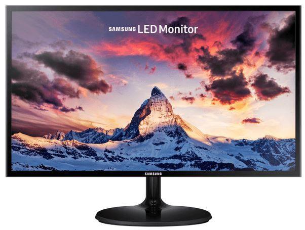 SAMSUNG LS24F350FHUXEN SAMSUNG LS24   23.5 Zoll Monitor statt 153€ für 129€ im Media Markt Dienstag Sale