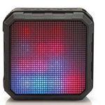 EDNET 33042 Spectro – mobiler LED Bluetooth Lautsprecher für 18,99€