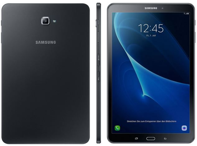 Samsung Galaxy Tab T585   10.1 Android Tablet mit WiFi + LTE 16GB für 269,90€