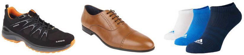 Schuhe im Rabatt Sale Bis 20% auf Alles rund um Ihre Füße heute in den Galeria Kaufhof Mondschein Angeboten