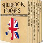 Sherlock Holmes: The Ultimate Collection (English Edition) als Kindle Ebook gratis