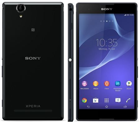 Sony Xperia T2 Ultra   6 Zoll Android 5.0 Smartphone B Ware für 149,90€