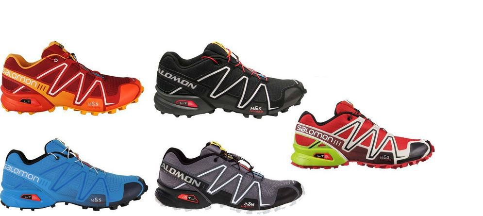 Speedcross 3 Salomon Speedcross 3 GTX Herren Outdoor Laufschuhe für 99€
