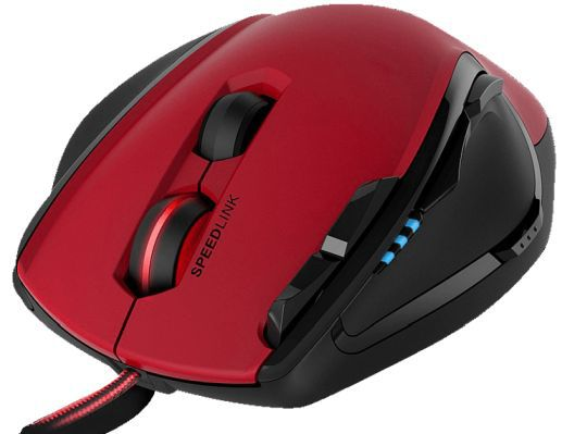 Speedlink Scelus Gaming Maus (3.200 DPI, 8 Tasten) ab 33,99€
