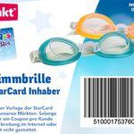 Toys'R'us: Kostenlose Schwimmbrille für alle StarCard-Inhaber
