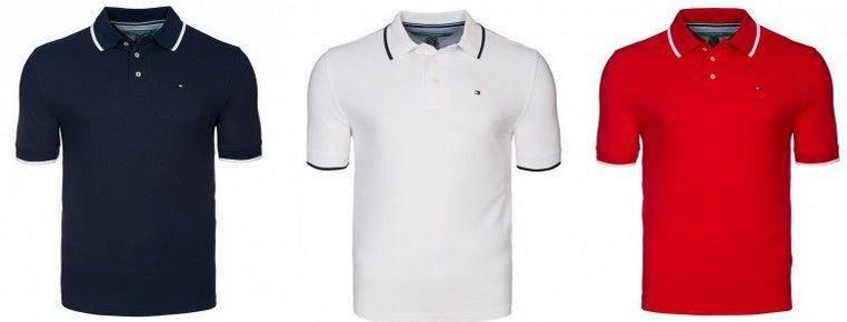 TH Polos Tommy Hilfiger Herren Poloshirts (statt 42€) für je 32,99€