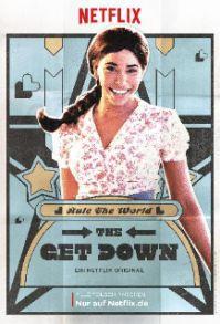 The Get Down Netflix Plakate kostenlos