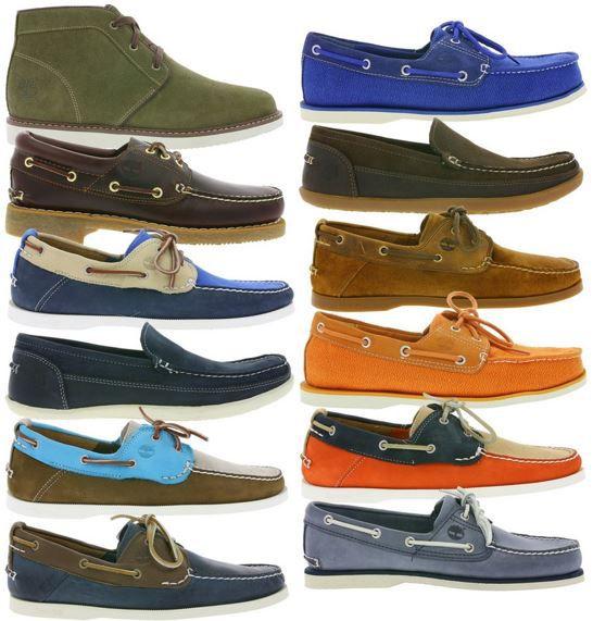 TIMBERLAND   Herren Leder Boots Schuhe für 47,99