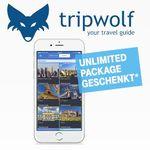 Nur für Telekom-Kunden: Tripwolf Unlimited gratis (Wert 19,99€)