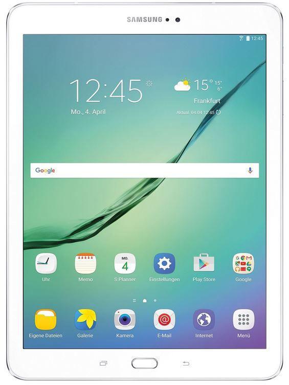 Unbenannt Samsung Galaxy Tab S2 T813N   9,7 Zoll Android Tablet für 399,90€ + 100€ Cashback
