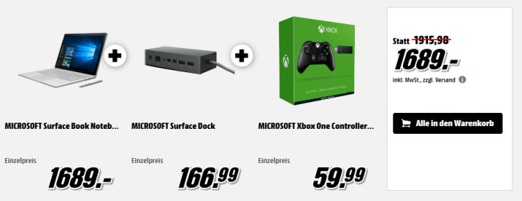 Unbenannt1 e1471783664169 Microsoft Surface Notebooks ab 1.689€ + gratis Controller & Dockingstation