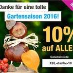 Nur heute: 10% Rabatt auf alles bei GartenXXL – z.B. Enders Polo 2.0 Gas-Heizstrahler für nur 135€