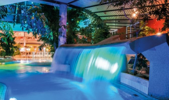 Westfalentherme 2 Tageskarte für die Westfalentherme Bad Lippspringe (Sauna  und Wasserwelten) für nur 11,50€ (statt 22€)