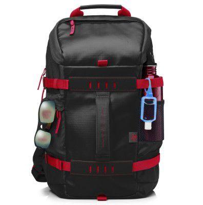 X0R83AA 1 e1471071220330 HP 15.6 Zoll Odyssey Rucksack (schwarz/rot) für nur 19,99€