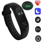 Xiaomi Mi Band 2 Fitnesstracker ab 19,13€