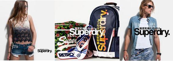 Superdry Sale mit bis zu 74% Rabatt in der Zalando Lounge