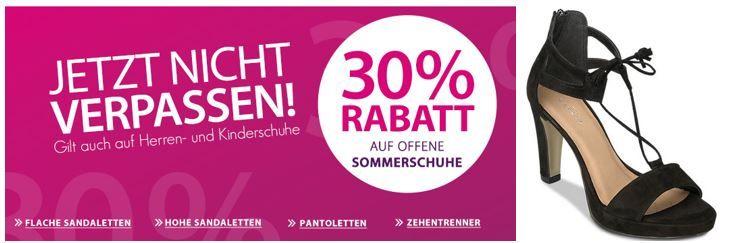 Zehentreter Sale Roland Schuhe mit 30% Extra Rabatt auf offene Sommerschuhe