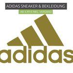 adidas Sale bei Outlet46 – z.B. Kompressions-Kleidung für 9,99€ + mehr günstige Sport Fashion