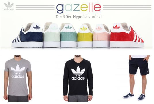Hoodboyz Sale: 3 für 2 Aktion  z.B. 3 Jack & Jones T Shirts für 29,95€