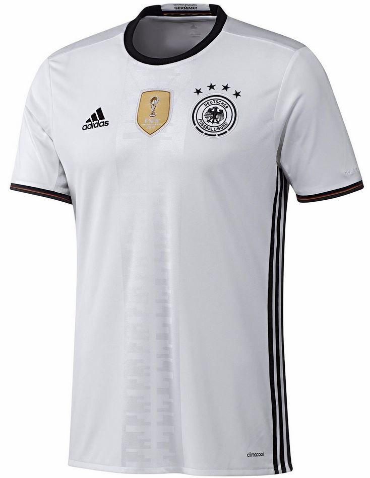 adidas performance Herren 4 Sterne Heim Fußballtrikot für 32,74€