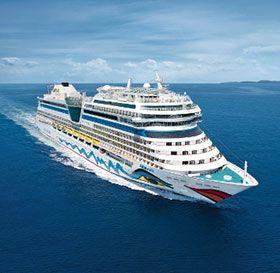 AIDA: Günstige Kreuzfahrten ab 499€