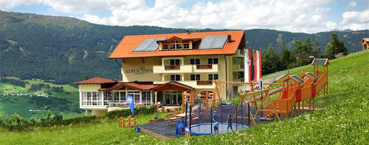 alpen royal tease 2 ÜN im Pitztal inkl. 3/4 Pension, Wellness & Fahrradverleih ab 129€ p.P.   TOP Familienurlaub