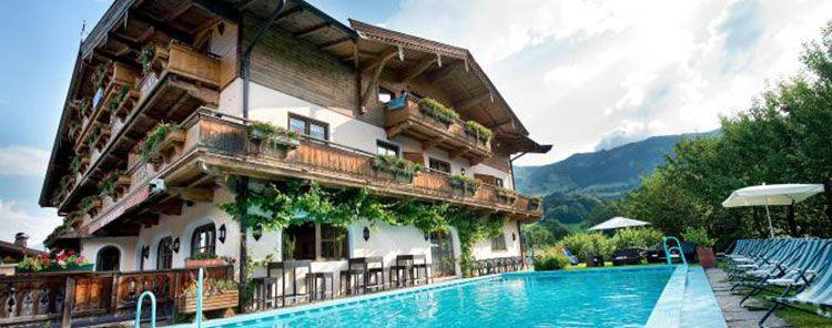 alpenhof teaser 3 ÜN bei Kitzbühel inkl. HP, Sauna & Eintritt in Wildpark Aurach ab 74€ p.P.   Kinder bis 6 kostenlos
