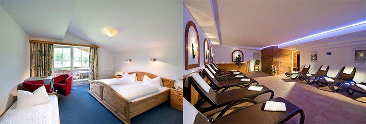 alpenhotel aurach 3 ÜN bei Kitzbühel inkl. HP, Sauna & Eintritt in Wildpark Aurach ab 74€ p.P.   Kinder bis 6 kostenlos