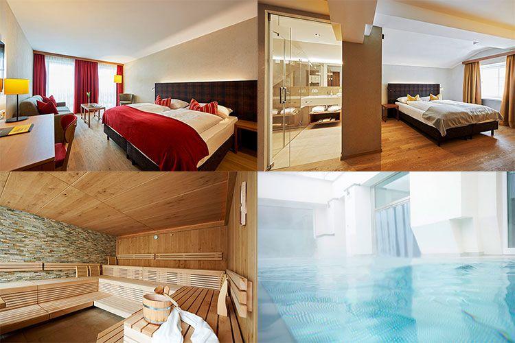 apres post hotel 3 Tage in Voralberg inkl. Verwöhnpension, Wellness, Sekt & Arlberg Klostertal Card ab 139€ p.P.