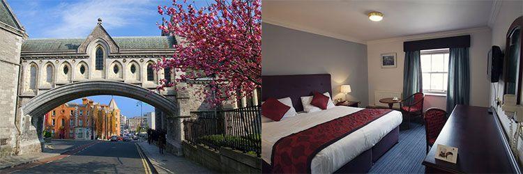 belvedere hotel zimmer 2 ÜN in Dublin inkl. Flug & Frühstück ab 159€ p.P.