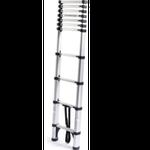 Atrox Aluminium-Teleskopleiter 3,2 m für 64,99€ bzw. 3,8 m für 74,99€