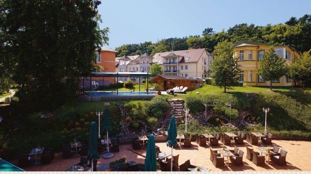 crop 3 Tage Usedom im 4* Hotel + Halbpension & Extras ab 99€ p.P.