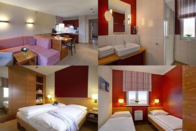 dorfhotel boltenhagen zimmer 2 ÜN im 57m² Apartment für 2 Personen inkl. Wellness & Fitness ab 99€ p.P. (2 Kinder bis 14 GRATIS!)