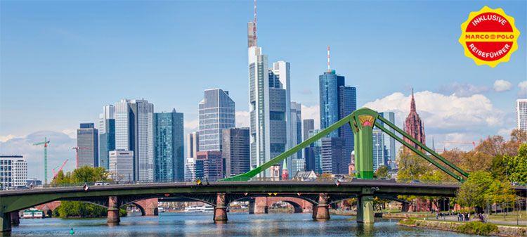 frankfurt tease 1 ÜN in einem Designhotel in Frankfurt inkl. Frühstück & Welcome Drink für 45€ p.P.