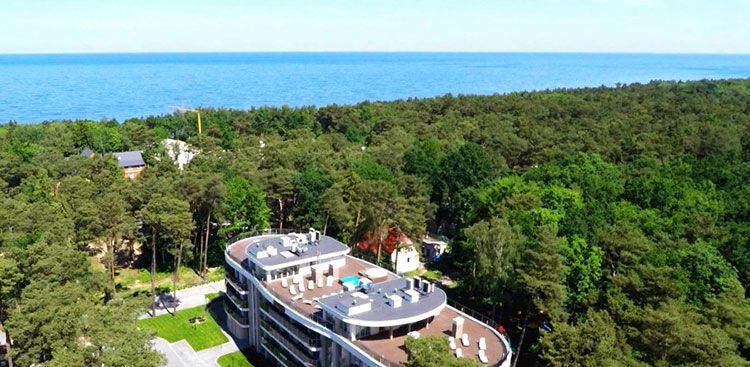 5 ÜN an der poln. Ostsee inkl. HP, Wellness & 10 Kurbehandlungen (2 Kinder bis 6 kostenlos) ab 129€ p.P.