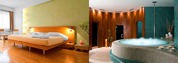 grand terme zimmer 4 Tage in Trentino (Italien) inkl. HP,  Wellness & Kind bis 6 kostenlos ab 199€ p.P.