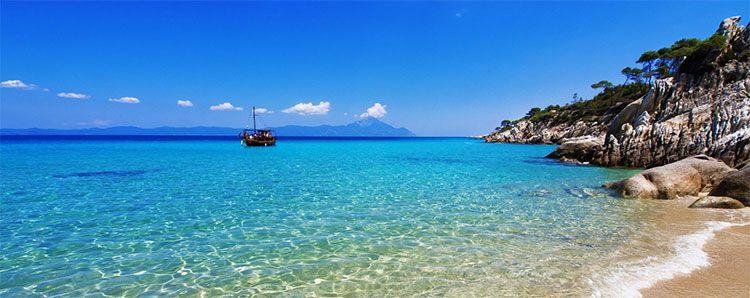 griechenland teaser 4 oder 7 ÜN in Griechenland inkl. Flug, Transfer & Frühstück ab 169€