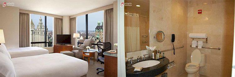 4 ÜN in New York im 4* Hotel inkl. Flügen ab 657€ p.P.