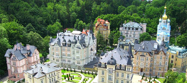 hotel savoy teaser 2 ÜN in Karlsbad im 5* Hotel inkl. Frühstück, Wellness & Abendessen ab 169€ p.P.