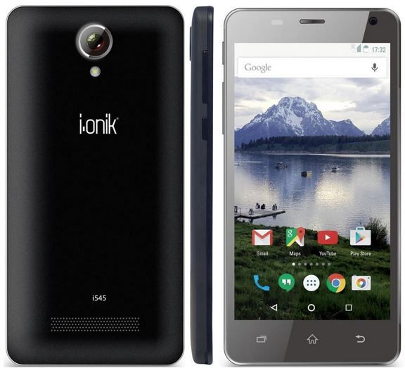 i.onik i545   Android DualSIM Smartphone für 69,99€