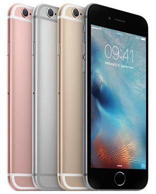 iphone iPhone 6s + Telekom Magenta Mobil S mit Allnet + SMS Flat + Datenflatrate ab 29,95€ mtl. + 19€ Zuzahlung